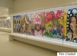 L'art en cadeau avec le nouveau MNBAQ (VIDÉO/PHOTOS)
