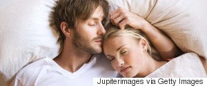 SLEEP COUPLE