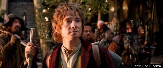 The Hobbit Martin Freeman