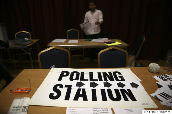 uk vote