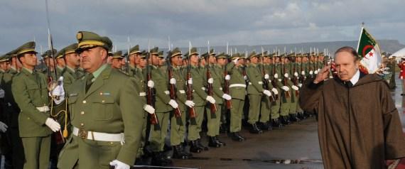 BOUTEFLIKA ARMY