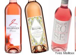 15 bons vins rosés de styles variés
