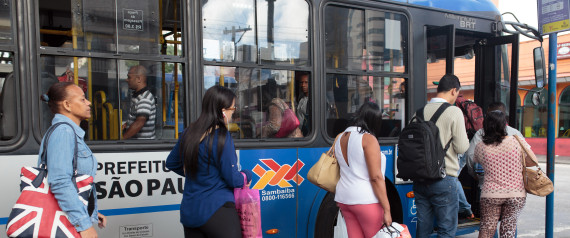 BUS SAO PAULO