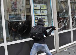 La manifestation anti-loi Travail dégénère à Rennes