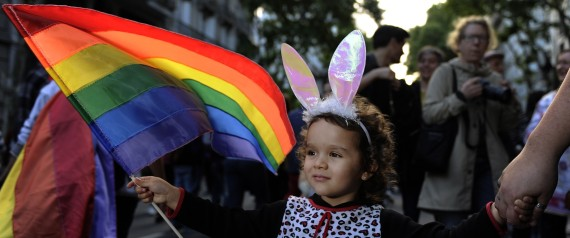 KIDS GAY PRIDE