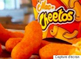 Les Mac N' Cheetos, gourmandise de rêve (ou de cauchemar)