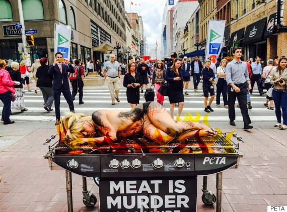 peta meat is murder ottawa