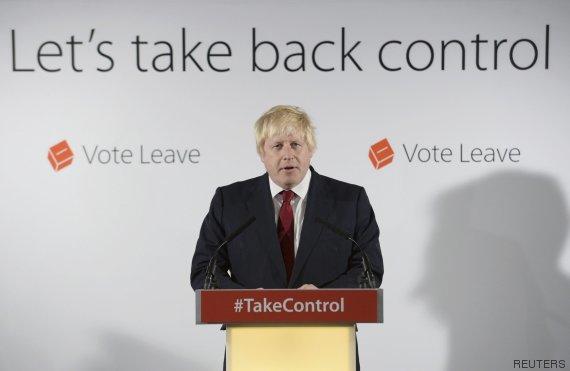 jonhson brexit