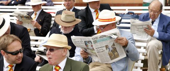 BRITAIN NEWSPAPERS