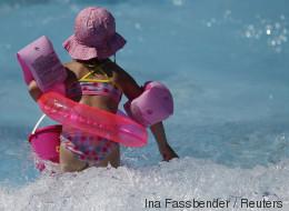 Hitzewarnung für Deutschland: Hier wird es richtig heiß (Video)