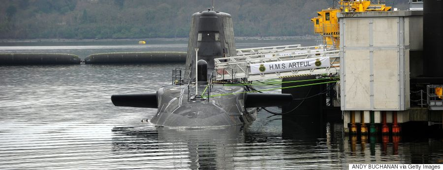 uk submarine