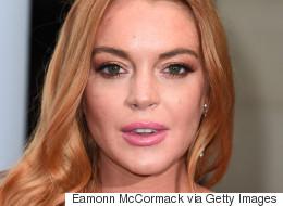 Lindsay Lohan Makes 'Mean Girls' Fans Proud On Red Carpet
