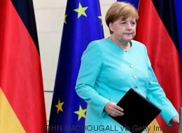BLOG: Der Brexit ist auch ein Denkzettel für Angela Merkel