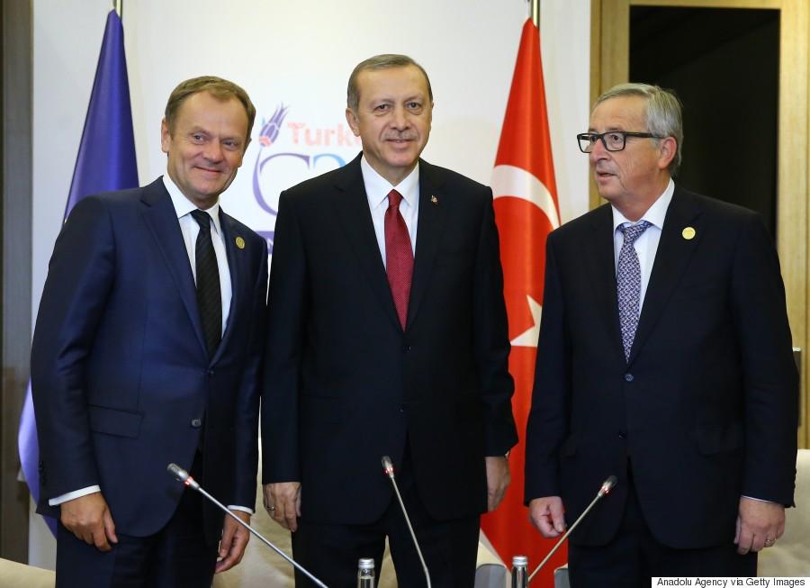 erdogan tusk