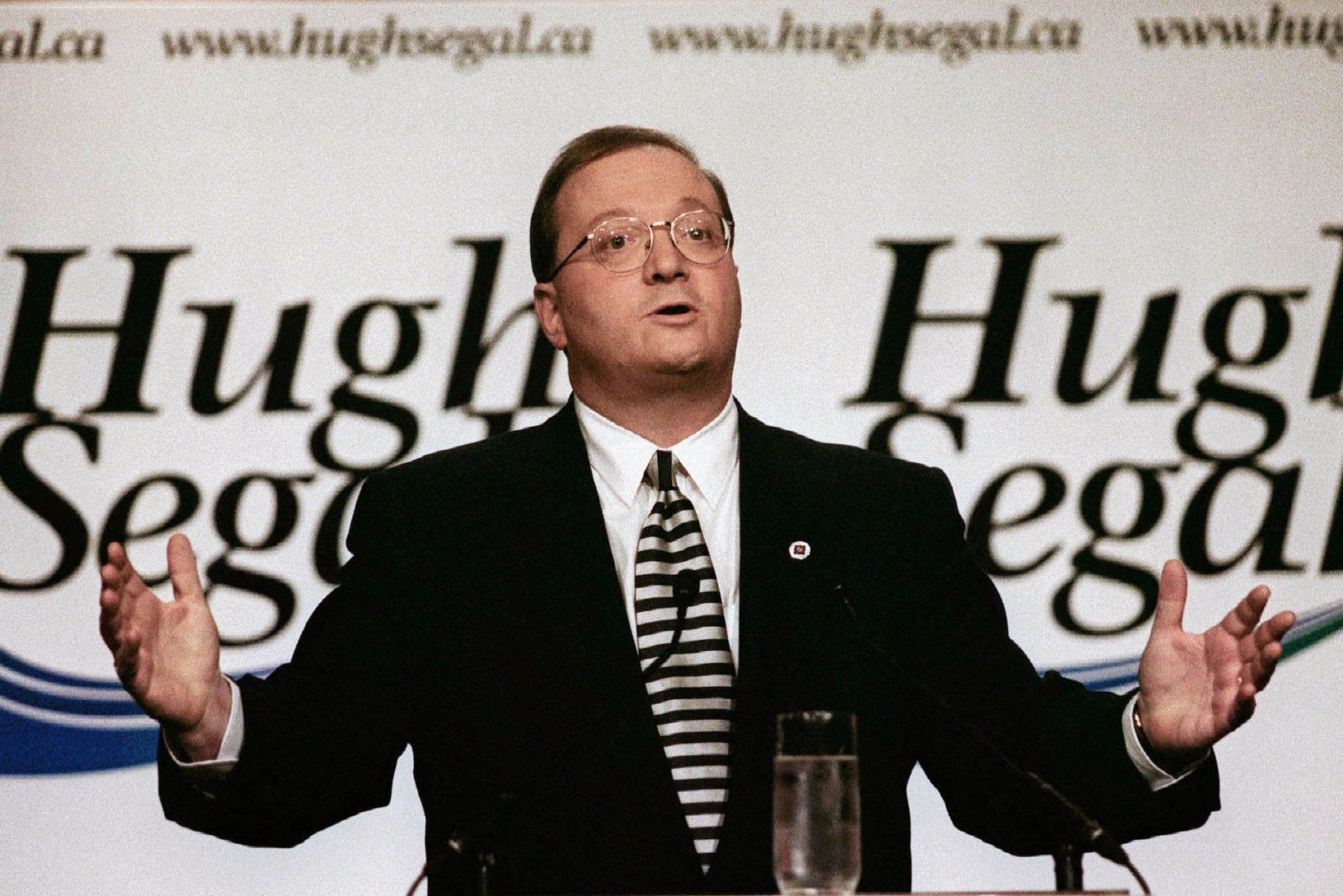 hugh segal