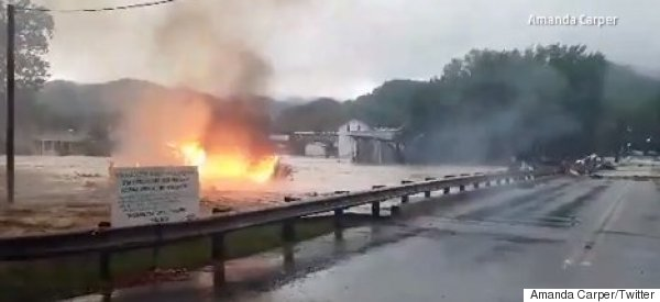 Des inondations font 24 morts en Virginie occidentale