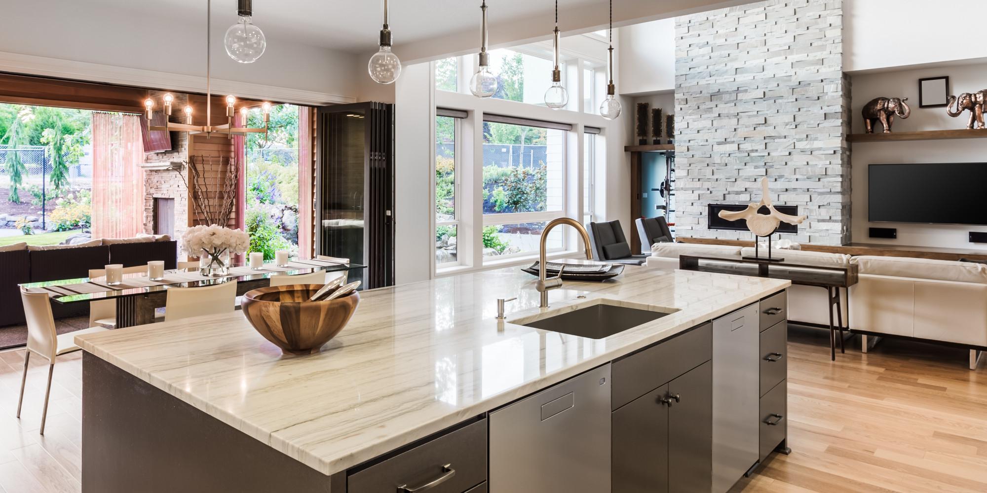 Kitchen Upgrades 7 Kitchen Upgrades Under 5k That Boost Home Values Huffpost