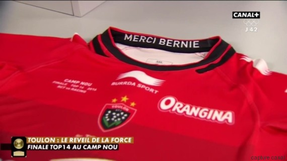 maillot toulon
