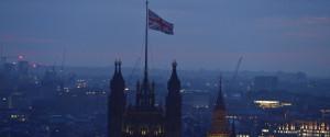 Eu Flag London