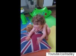 1살 아기도 브렉시트에 분노했다(동영상)