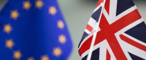 BRITISH FLAG EURO FLAG