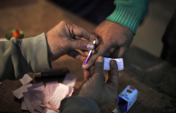 voto india
