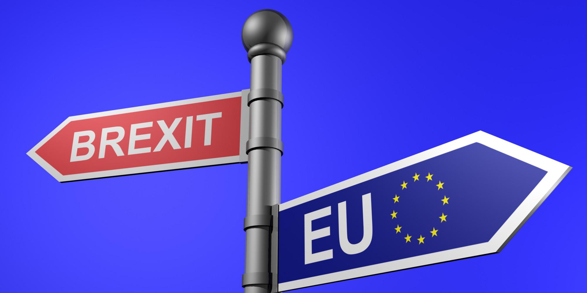 BREXIT - EU - Image Copyright HuffPost.Com