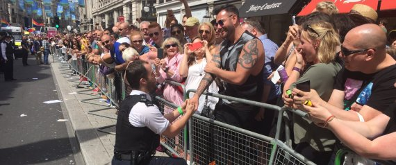LONDON GAY PRIDE PROPOSE