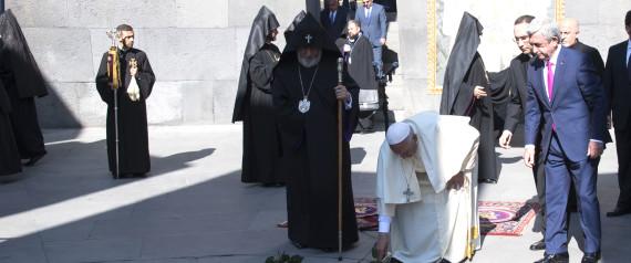 POPE ARMENIA