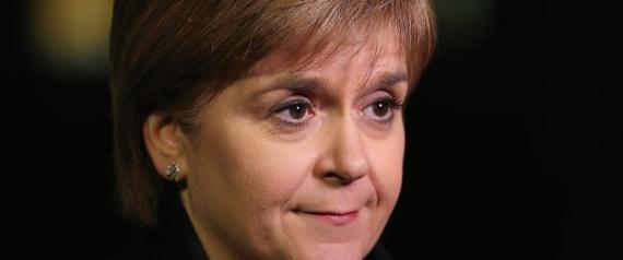 PRIME MINISTER OF SCOTLAND