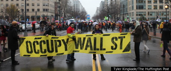 Occupy Wall Street Unions