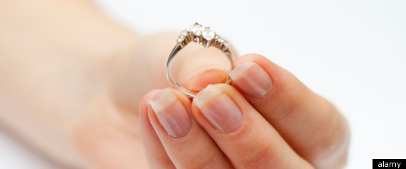 GIVE BACK ENGAGEMENT RING