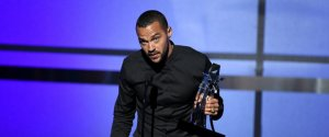 JESSE WILLIAMS BET AWARDS