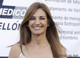 Mariló Montero se denuncia a sí misma por ir sin casco en moto