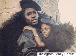 Ce duo père-fille a les chevelures les plus impressionnantes d'Instagram
