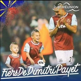 dimitri payet application