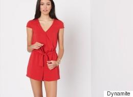 Notre sélection de vêtements rouges pour une fête du Canada stylée