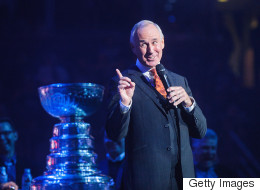 Ron MacLean Officially Back As 'Hockey Night In Canada' Host