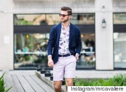 Here's Some Summer Fashion Inspo From Canada's Most Stylish Men