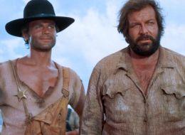 L'acteur italien de western spaghetti Bud Spencer est décédé