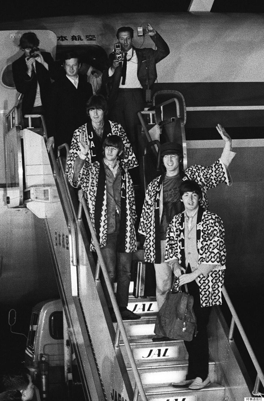 beatles japan 1966