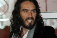 Russell Brand | Pic: Reuters