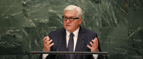 STEINMEIER UNITED NATION