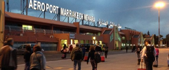 AEROPORT MARRAKECH