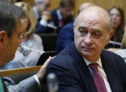 Interior estudia denunciar la difusión de las grabaciones de Fernández Díaz