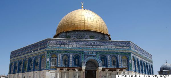 Israeli Forces Clash With Worshippers At Al-Aqsa Mosque