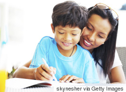 Parents Seriously Need To Stop Doing Their Kids' Homework