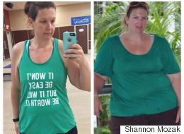 This Edmonton Mom Of 4 Dropped 142 Pounds For Her Kids