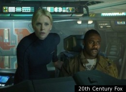 FIRST LOOK: 'Prometheus' Trailer Stars Michael Fassbender, Charlize Theron, Noomi Rapace
