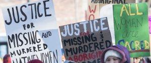 ABORIGINAL CANADA CRIME